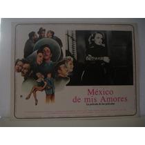 Maria Antonieta Pons, México De Mis Amores ,cartel De Cine
