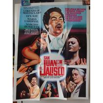 Poster Original San Juan De Dios Es Jalisco Lorenzo Lyn May