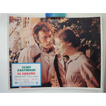 Cart Beguiled Engaño Clint Eastwood Jo Ann Harris Don Siegel