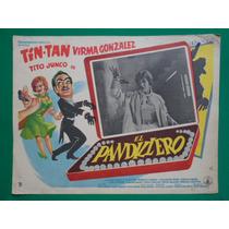Tin Tan El Pandillero Virma Gonzalez Tito Junco Cartel Cine
