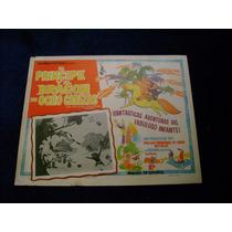 El Principe Y El Dragon De Ocho Cabezas Lobby Card Cartel