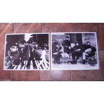 Originales Foto Posters De Los Beatles Blanco Y Negro