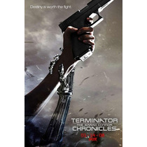 Poster (28 X 43 Cm) Terminator:the Sarah Connor