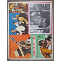 Lobby Card La Pandilla Grissom Cartel De Cine, Mexicano!