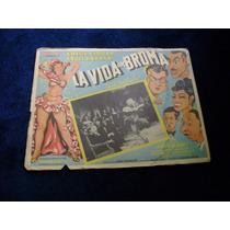 La Vida En Broma Amalia Aguilar Rumbera Lobby Card Cartel