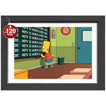 Fotoposter De Los Simpsons