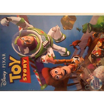 Toy Story Pelicula Infantil Walt Disney Black0012010