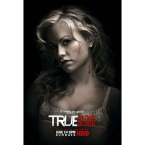 True Blood Segunda Temporada 5 Discos Dvd