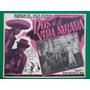 Manolin Y Shilinsky Dos De La Vida Airada Cartel De Cine