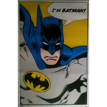 Batman - Póster 60 X 90 Enmicado