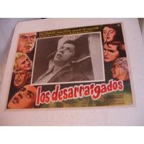 Pedro Armendariz, Los Desarraigados , Cartel De Cine