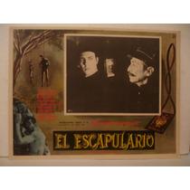 Enrique Lizalde , El Escapulario , Cartel De Cine