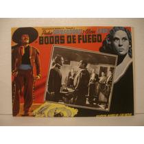 Pedro Armendariz , Bodas De Fuego , Cartel De Cine