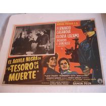 Piporro, El Tesoro De La Muerte , Cartel De Cine