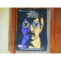 Alejandro Parodi, Dias Dificiles, Poster De Cine