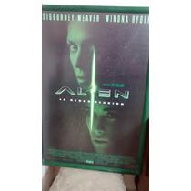 Poster Original - Alien Resurreccion Sigourney Weaver