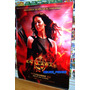 Lona Original De Cine Juegos Del Hambre En Llamas Katniss