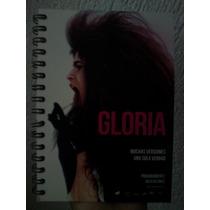Libreta De La Película De Cine Gloria De Gloria Trevi Grey