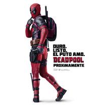 Posters Deadpool Zootopia Peliculas Estrenos