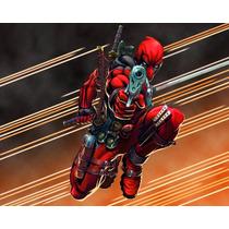 Poster Original Deadpool Marvel Comics 70 X 90 Cm