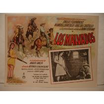 Irma Serrano, Los Malvados , Cartel De Cine