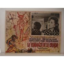 Magdalena Gallardo, La Venganza De La Criada ,cartel De Cine