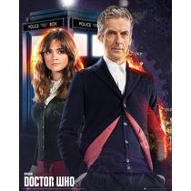 El Doctor Who Cartel - Y Clara Kids Room Sala De Juegos Inic