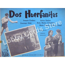 Lobby Cards,carteles,maria Eugenia Llamas,peliculas
