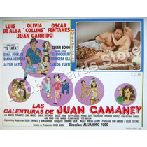 Lobby Cards,carteles,luis De Alba,peliculas
