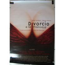 Póster De Cine: Divorcio A La Francesa 70x100 Cm