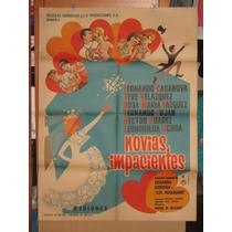 Novias Impacientes, Tere Velazquez, Fernando Cas Poster 1966