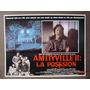 Amityville 2 : La Posesion Terror Horror Cartel De Cine 1982