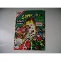 Supercomic #382 1984 Editorial Novaro Comic