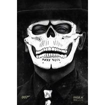 Poster 007 Spectre Edicion Imax