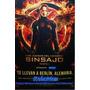 Display Original De Cine Juegos Del Hambre Sinsajo Katniss