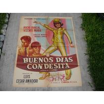 Rocio Durcal, Buenos Días Condesita , Poster De Cine