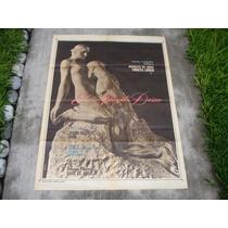 Rodolfo De Anda, El Ardiente Deseo, Poster Cine