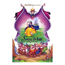 Poster (28 X 43 Cm) Snow White And The Seven Dwarfs
