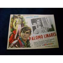 Palomo Linares Sebastian Palomo Lobby Card Cartel Poster