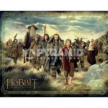El Hobbit Cartel - Compañía 40cmx 50cm Mini Pirámide