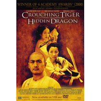 Poster (28 X 43 Cm) Crouching Tiger Hidden Dragon