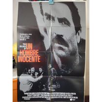 Poster Un Hombre Inocente Tom Selleck F Murray Abraham 1989
