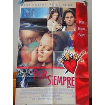 Poster Por Siempre Cenicienta Drew Barrymore Anjelica Huston