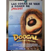 Poster Doogal Aventuras Peludas Dave Borthwick Jean Duval