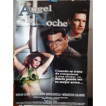 Poster Angel De La Noche Eric Del Castillo Susan Leon 2002