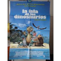 Poster La Isla De Los Dinosaurios Impys Island Holger Tappe