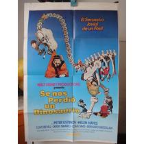 Poster Se Nos Perdio Un Dinosaurio Peter Ustinov Helen Hayes