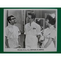 1965 Enrique Guzman Especialista En Chamacas Foto Original 3
