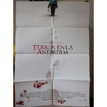 Poster Terror En La Antartida Kate Beckinsale Tom Skerritt