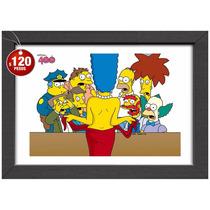 Sexy Fotoposter De Marge Simpson